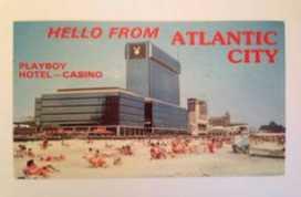 Playboy hotel and casino in atlantic city